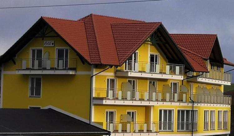 Hotel Mauernböck Ansicht (© Hotel Mauernböck)