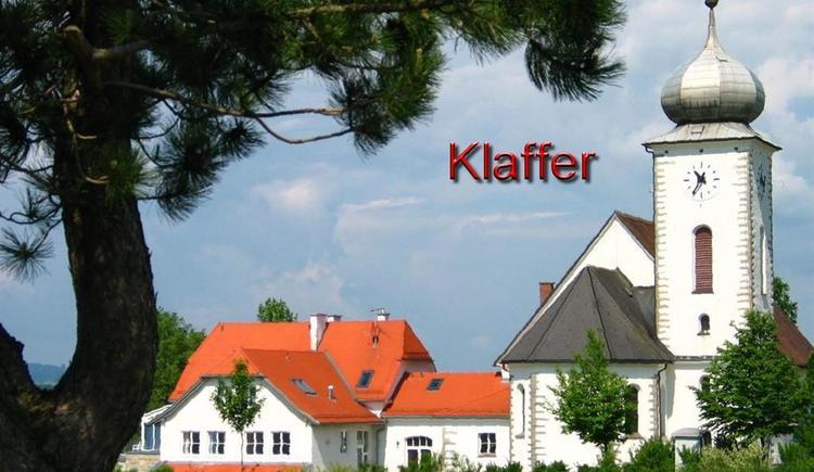 Pfarrkirche Klaffer am Hochficht (© Bernhard Krenn)