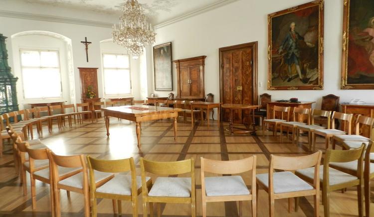 Apostelzimmer: Stift Kremsmünster