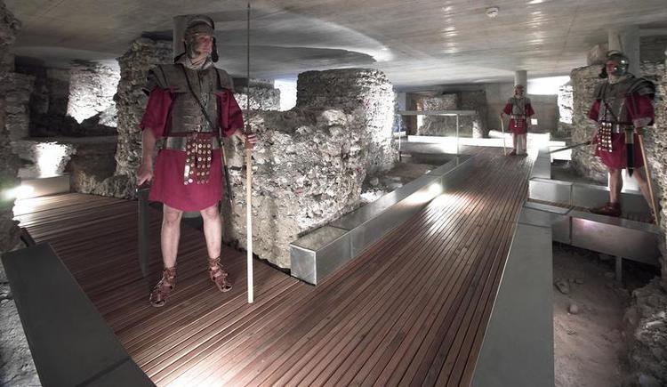 Wels: Archaeologische Ausgrabungen