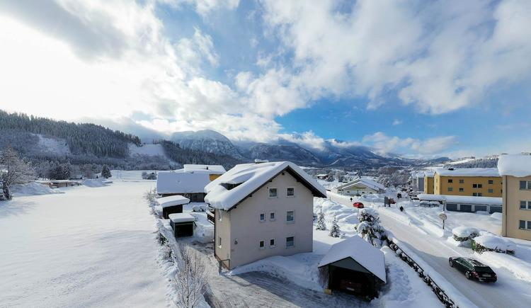 Haus im Winter (© Max Habich)