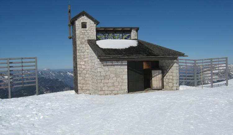 Heilbronn chapel. (© TVB Inneres Salzkammergut)
