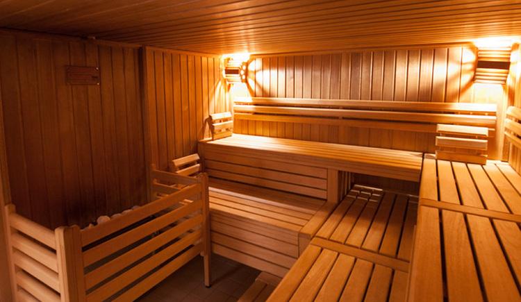 Sauna Hotel Aichinger - Nussdorf am Attersee. (© Familie Aichinger)