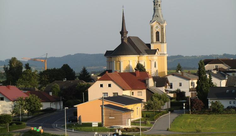 Mühlviertler Dom. (© Gemeinde Niederkappel)