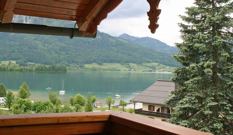 FEWO Seefeld Blick vom Balkon