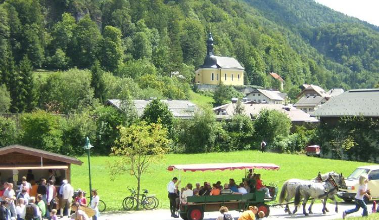 Ebenauer Mühlenfest. (© Tourismusverband Ebenau)