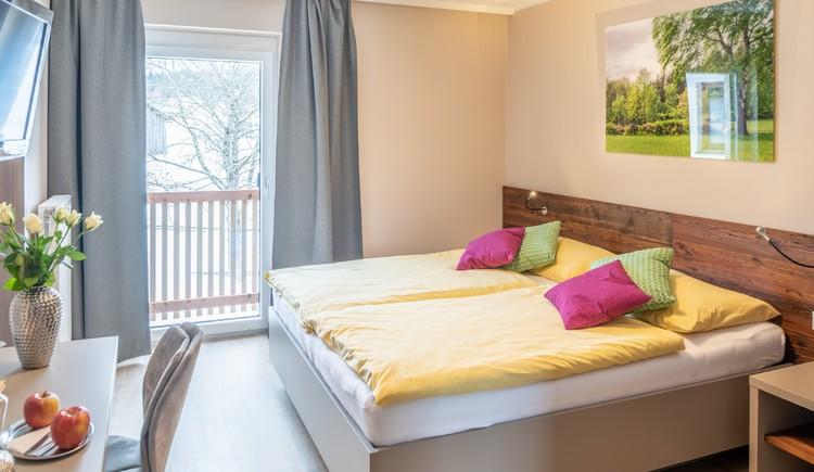 Neue Zimmer beim Forellenwirt