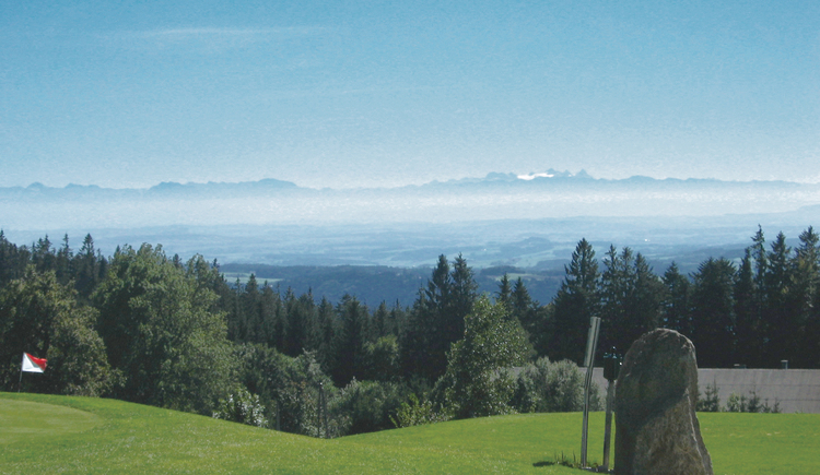Alpenpanorama (© TV Pfarrkirchen)