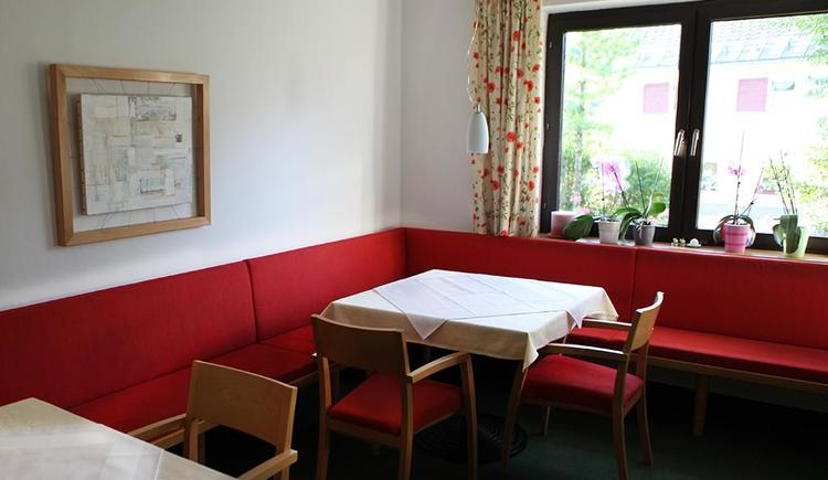 Frühstückssalon Hotel Garni Wallner Hinterstoder