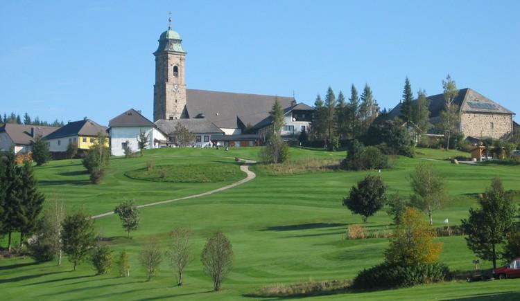 Pfarrkirchen - Blick vom Golfplatz aus (© GC Pfarrkirchen)