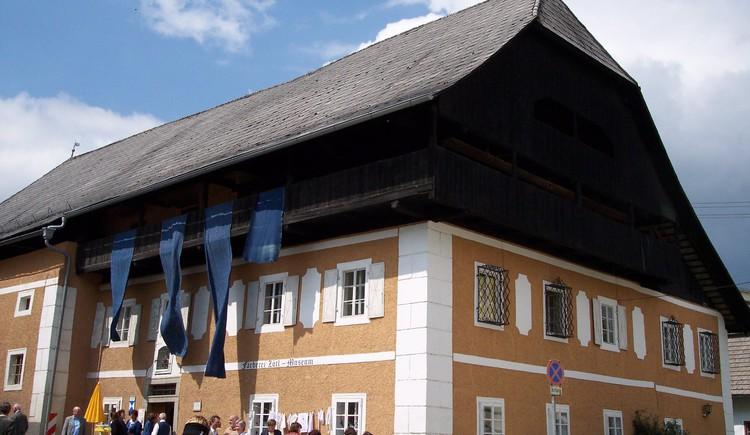 Färbermuseum (© Verbund Oö. Museen)