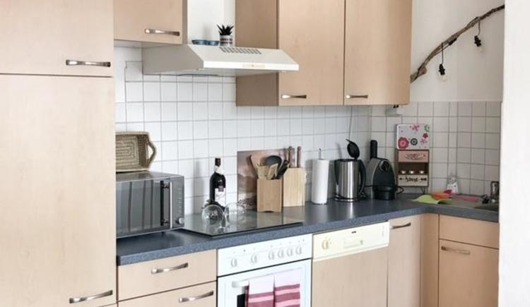 Küche (© Wolfi's Traunseeblick 2)