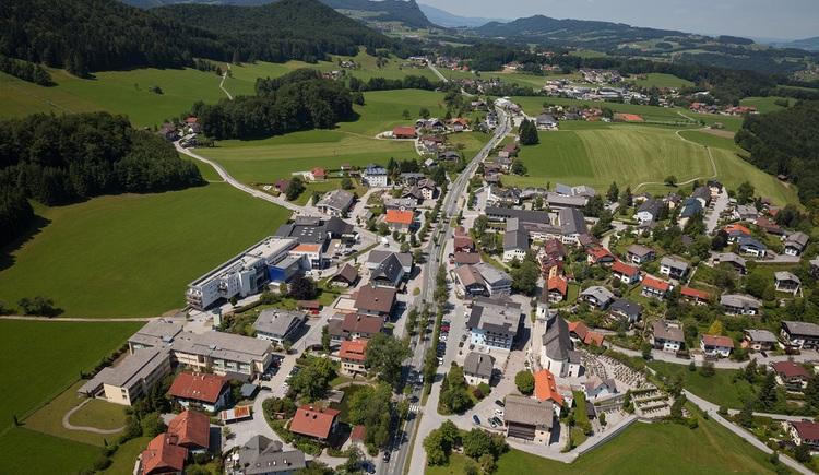 Luftaufnahme (© skyblue Salzburg)