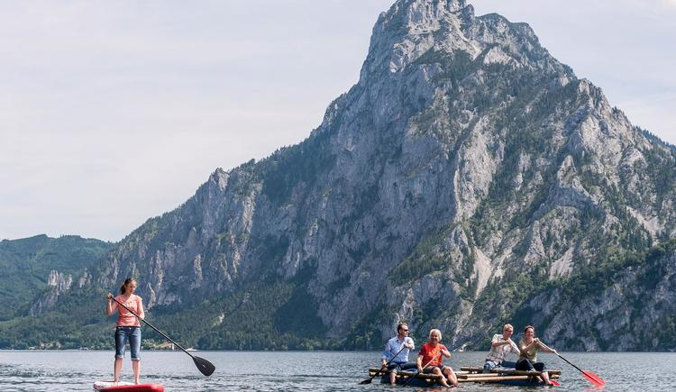 Traunseehotels_Team Building am See (© www.traunseehotels.at)