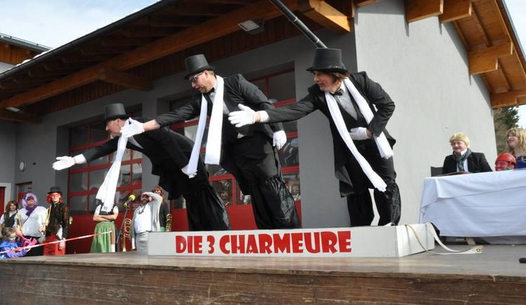 Auftritt Faschingsverein. (© SV St. Wolfgang)