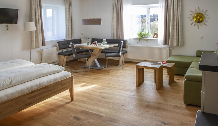 Wohnstudio Sunseitn, barrierefrei (© Gästehaus