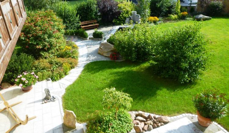 Garten-Relaxingzone (© Privat)