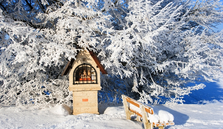 Winter Geinberg. (© Andreas Mühlleitner)