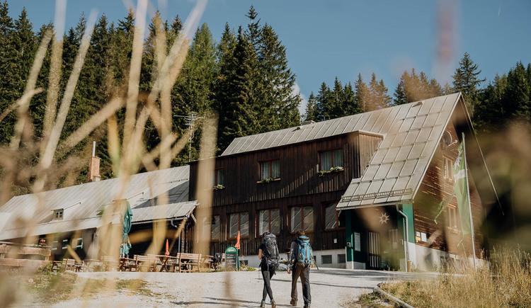 Luchs Trail Etappe 04 Admont-Klinkehütte. (© ARGE Luchs Trail/Max Mauthner)
