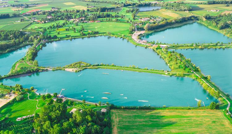 Badeseen Feldkirchen an der Donau (© TV Feldkirchen an der Donau)