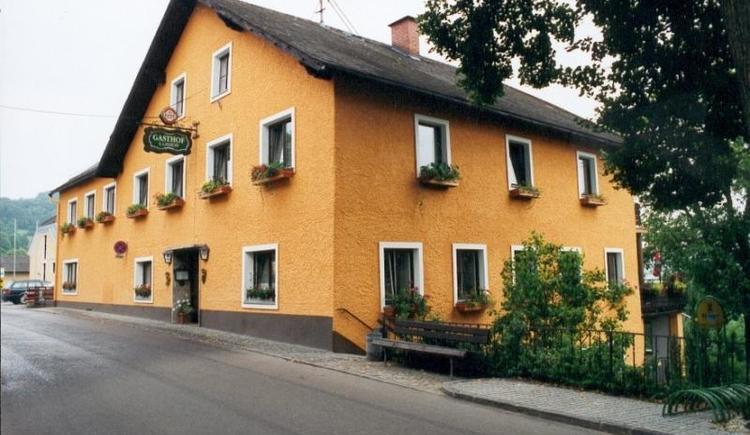 Straßenansicht Feriengasthof Luger (© Privat)