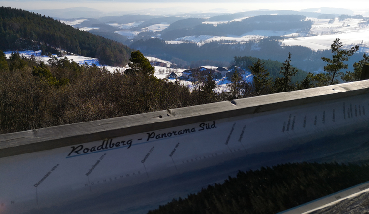 Aussichtsturm Roadlberg (© Tanja Mittermair)