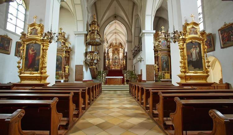 Gottesdienste im Stift Schlägl (© Stift Schlägl)