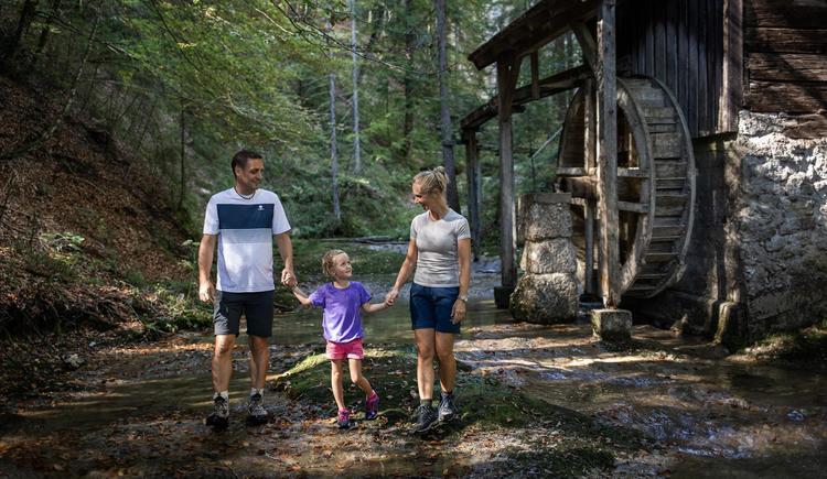 Familie Mühle (© (c) Größinger)