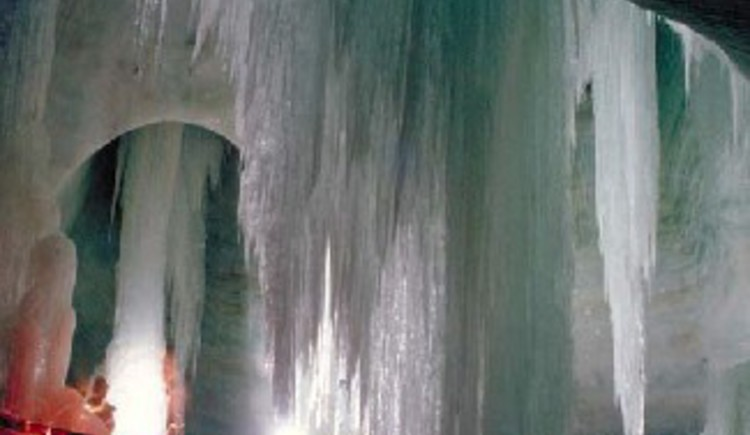 Eishöhle am Krippenstein. (© Landhaus Bergidyll)