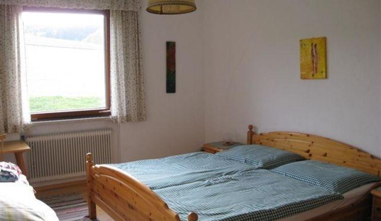 Ferienwohnung Katzmaier - Schlafzimmer (© Theresia Plank)