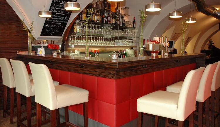 Bar (© Gasthof zum grünen Baum)