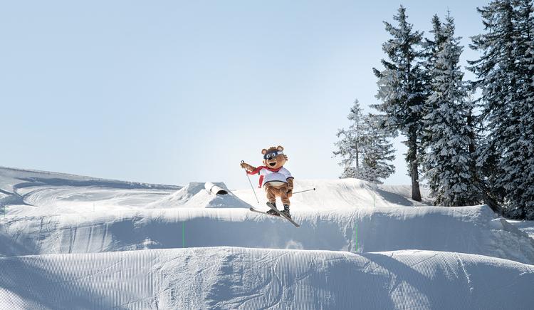 14_Kasberg_Snowboard_Oberoesterreich Tourismus GmbH_Salih Alagic (© Salih Alagic)