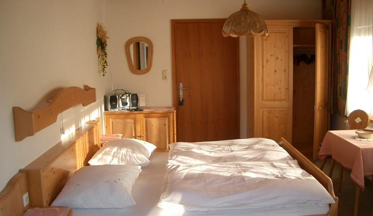 Hier sieht man das Zimmer Donnerkogl. (© Schmaranzer Andrea)