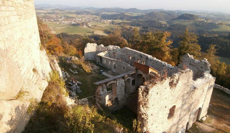 Ruine Klingenberg (© Maria Leitner)