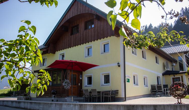 Außenansicht Schmidsipplhof. (© Ferienregion Dachstein Salzkammergut)