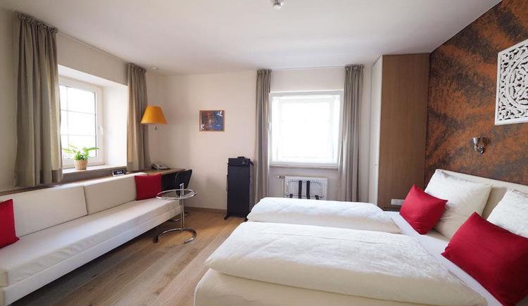 Business / Familienzimmer (© Hotel Schlair)