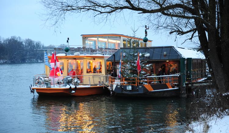 Adventschifffahrt (© TVB Schärding)