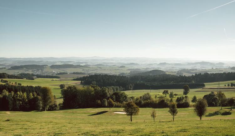 Pfarrkirchen Blick nach Osten (© Stöbich)