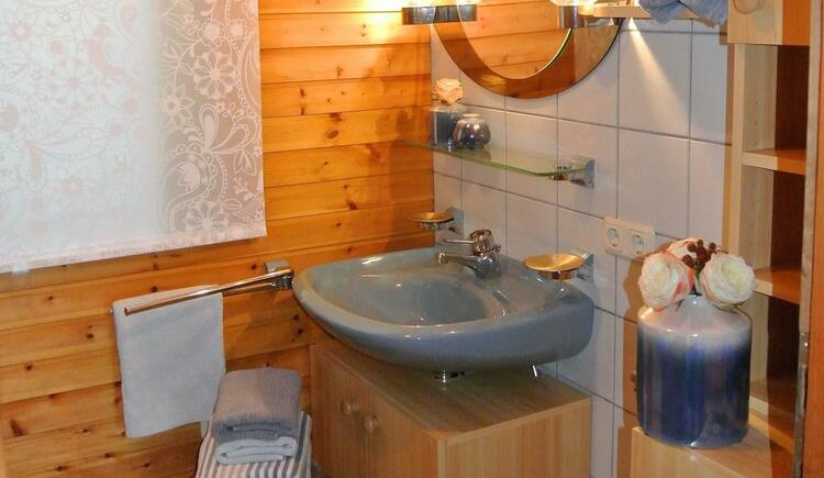 Badezimmer. (© Guenther Kroell)