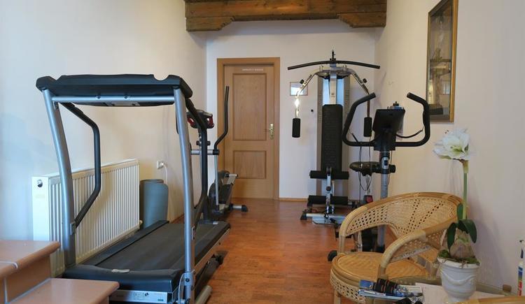 Fitnessraum (© Privat)