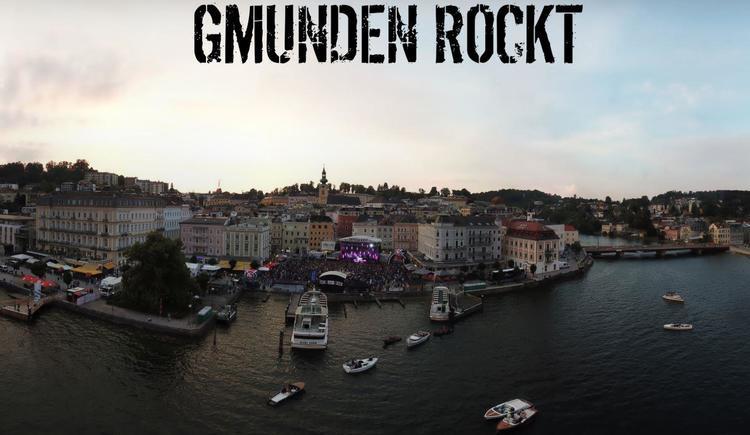 Gmunden rockt (© floro Veranstaltungen GmbH)