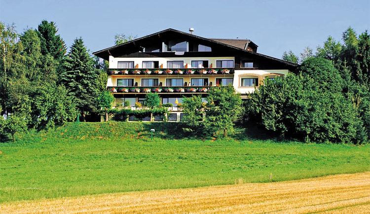 Hotel Blumenhof in Hipping. (© Hotel Blumenhof)