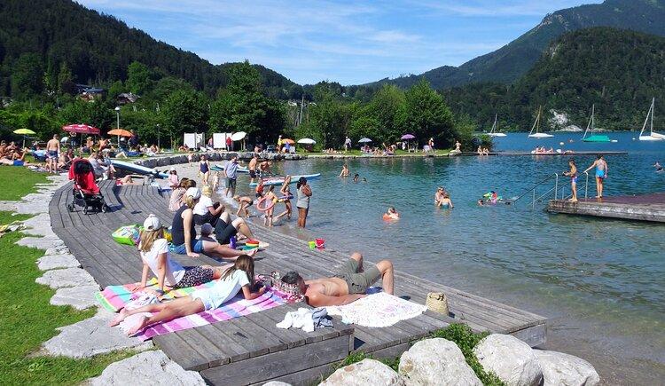 Strandbad Sankt Gilgen 5 (© WTG)