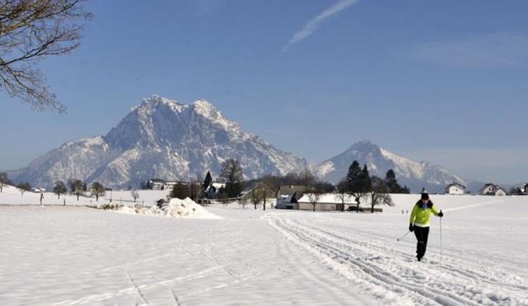 Langlaufloipe Neukrichen 1 (© Region Traunsee-Almtal/brainpark.traunsee)