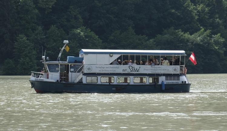 MS Sissi (© Reederei Richtfeld)