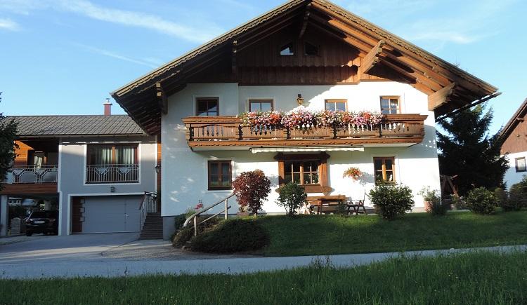 Unser Haus im Sommer. (© Hubner Hans)