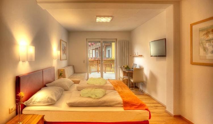 Zimmer (© Hotel Fürst)