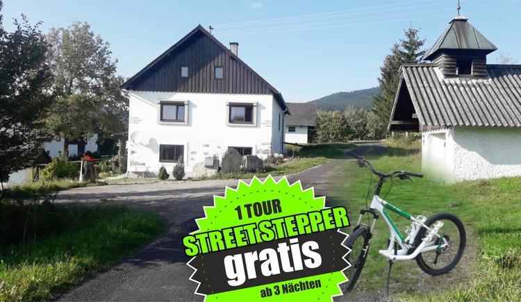 Dirk Haus inkl. Streetsteppertour (© Privat)