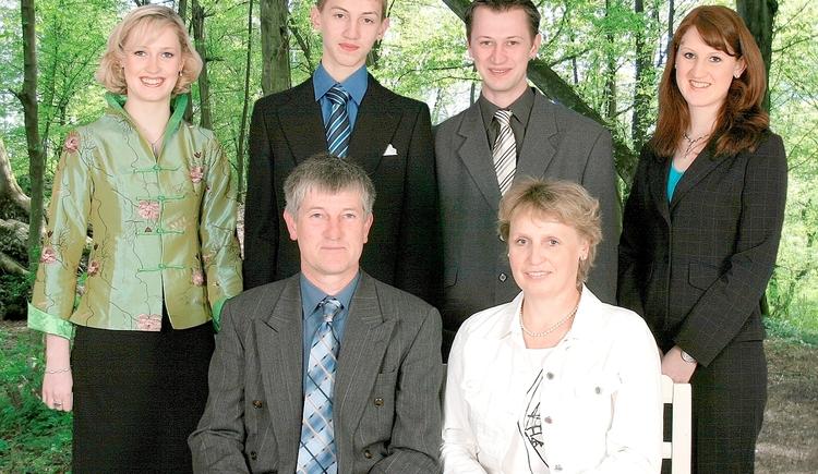 die Gastgeber - Familie Jäger