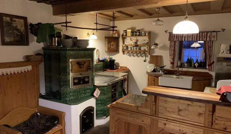Traditionelle almtypische Küche (© Vögerl)